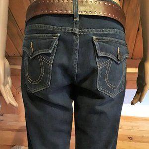 True Religion Billy XXX Button-Fly Stretch Jeans
